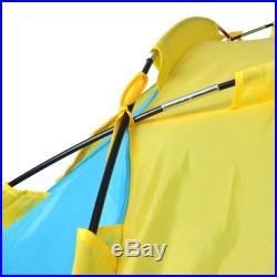 Portable Beach Tent Foldable Outdoor Hiking Travel Outing Camping Shelter Outing