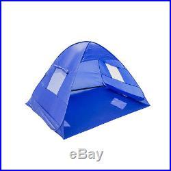 Portable Beach Tent Shelter Sun Shade Outdoor Pop Up Canopy UPF 50 Gazebo