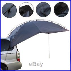 Portable Car Roof Outdoor Equipment Camping Car Tent Canopy/Tail Ledger/Awning