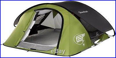 Quechua Tent Camping Pop Up 2 Seconds AIR II, 2 Man