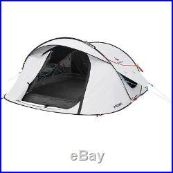 Quechua Tent Camping Pop Up 2 Seconds Easy Fresh III, 3 Man NEW