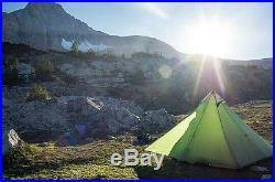 RARE! Golite Shangri-La 3 Ultralight 3 Person 4-Season Pyramid Tipi Tent