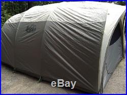 REI 2017 Kingdom 8 Car Camping Tent EUC 3 Season