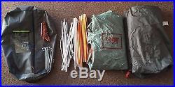REI BASE CAMP 4 Person Family Tent-3 Season Excellent condition! Retail $400