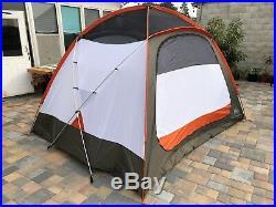 REI Co-op Base Camp 4 Person Family Mountain Tent 3 Season + Footprint $530