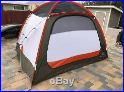 REI Co-op Base Camp 4 Person Family Mountain Tent 3 Season Retail $480