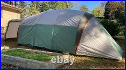 REI Co-op Kingdom 8 Tent plus Connect Tech Garage, Footprint, Rain Fly EUC