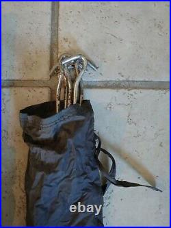 REI Half-Dome 2 Tent with footprint and rainfly. Used
