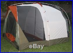 REI Kingdom 6 Tent 3 season Waterproof 6 person 2011
