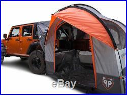 RIGHTLINE GEAR SUV Jeep Minivan 4 Person Tent With Waterproof Cap & Screens 110907