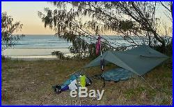 Ray-Way Golite Tarptent with bugnet gray