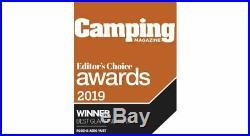 Robens AERO YURT Award Winning 8 Person Inflatable Poly Cotton Tent Shelter Tipi