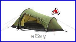 Robens CHALLENGER 2 Person Tunnel Tent- Camping, backpacking, hiking, expedition