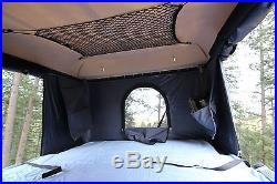 Roofnest Fiberglass hardshell Roof Top Tent