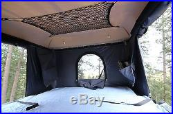 Roofnest Fiberglass hardshell Roof Top Tent White Eagle