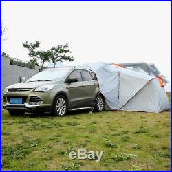 SUV Shelter Truck Car Tent Trailer Awning Rooftop Camper 8-Person Outdoor Tent