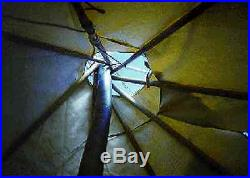 Sami Lavvu-15ft/5m Cotton DUCK Tent (tipi/teepee/yurt)