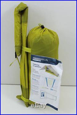 Sierra Designs Tensegrity 1 FL 3-Season Backpacking Tent