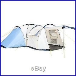 skandika 2 Personen Zelt Kalix Zweimannzelt 3,5 kg Leichtgewicht Moskitonetze an der Schlafkabine trekkingzelt |3.000 mm Wassers/äule