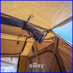 Smittybilt 2783, 2788 (IN STOCK) Overlander Roof Top Tent with Annex & Mattress