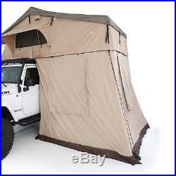 Smittybilt 2883, 2888 (IN STOCK) XL Overlander Roof Top Tent with Annex & Mattress