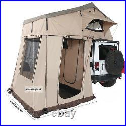 Smittybilt 2883, 2888 Overlander XL Roof Top Tent with Annex