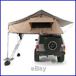 Smittybilt 2883 (IN STOCK) Overlander XL Roof Top Tent with Ladder & Mattress