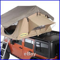 Smittybilt Overlander Coyote Tan 2 Person Roof Tent