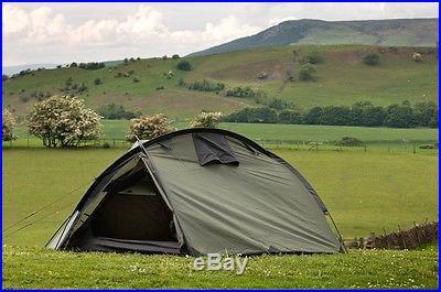 Snugpak Bunker 4-Season 3 Person Dome Tent Survival Shelter 92890