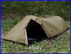 Snugpak Ionosphere 1 Person 4 Season Bivy Tent Coyote