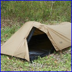 Snugpak Ionosphere 4 Season Bivy Tent Coyote Tan