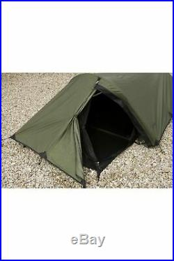 Snugpak Ionosphere Lightweight 1 man Bivvi Tent Shelter Military Bivi