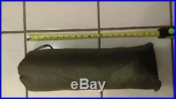 TarpTent Rainbow 2 Person Light Tent with many accessories never used