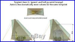 Tarp Tent AEON Li Ultralight Dyneema / Cueben Fiber One Person Tent