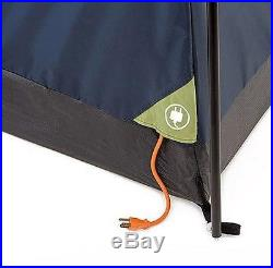Tent 10 Person 2 Rooms Cabin Camping Shelter Family Hunting Gear Hiking Outdoor