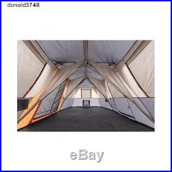 Tent Cabin Instant Camping Hiking Family Outdoor 12 Person Dome Shelter New
