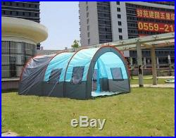 Tent Camping Outdoor Hiking Person Shelter Portable New Camp Room Family 2 8 New