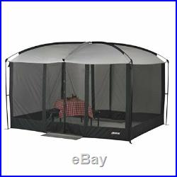 Tent with Screen Porch House Pop Up Cabin Screened Bug Gazebo Camping Room