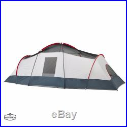 Tents For Camping Family 4 6 8 10 People Person Big Canopie Cabin Hiking 3 Room