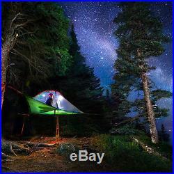 Tentsile Connect Baum Zelt Dach in hellgrün für 2 Erwachsene oder 1 Erwachsener