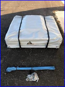 Tepui Ayer Roof Top Tent. As-New Condition