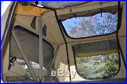 Tepui Ayer Sky Roof Top Tent Tan 4-Season Overlander Camping Off-Road 2-Person
