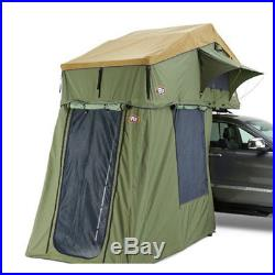 Tepui Tents Explorer Series Autana 3 Person Car Camp Roof Top Tent, Sky Green