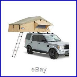 Tepui Tents Explorer Series Autana XL 4 Person Car Camp Rooftop Tent, Sky Tan