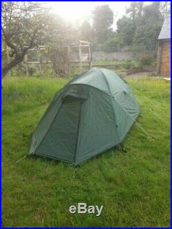 Terra Nova Ultra Quasar Tent, two/person 4 season tent, used, very good condition