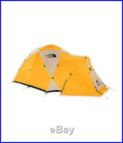 The North Face BASTION 4 4-Man Summit Series Expedition Mountaineering BC Tent