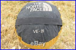 The North Face VE 25 3-person 4-season tent USED BUT A BARGAIN