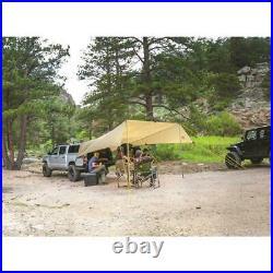 Truck Camping Awning Tent Slumberjack Roadhouse Portable Overlanding Tarp Cover