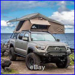 Tuff Stuff Ranger Overland Rooftop Tent with Annex Room