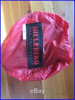 USED Hilleberg Akto Tent